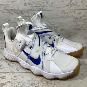 Nike react hyperset volleyball shoes